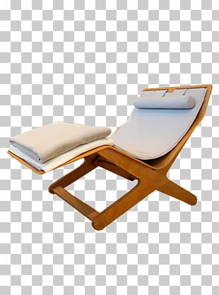 Chaise Longue Sunlounger Chair Comfort PNG