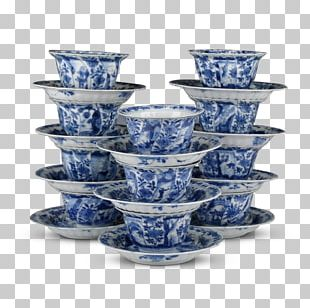 Ceramic Vase Glass Tableware Blue And White Pottery PNG