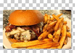 Hamburger Buffalo Burger Fast Food French Fries Cheeseburger PNG