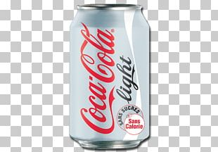 Diet Coke Fizzy Drinks Coca-Cola Carbonated Water PNG