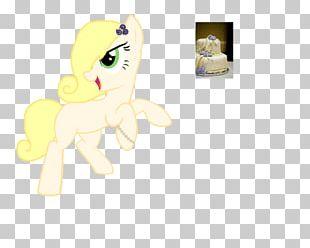 Horse Cartoon Font PNG