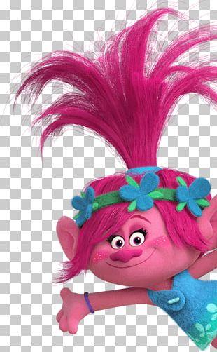 Trolls DreamWorks Animation Poppy PNG