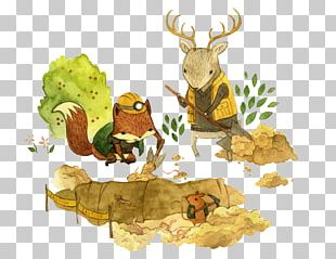 Adventures With Barefoot Critters Illustrator Book Illustration Drawing Illustration PNG