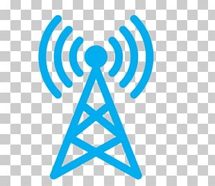 Aerials Telecommunications Tower Broadcasting Computer Icons PNG
