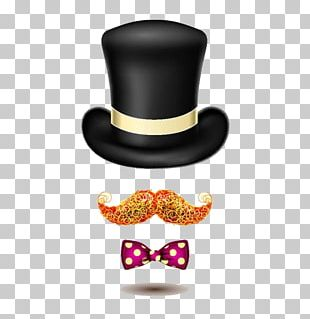 Fashion Accessory Moustache Illustration PNG