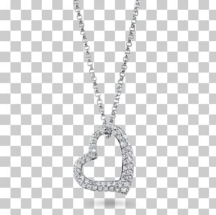 Earring Necklace Diamond Jewellery Charms & Pendants PNG