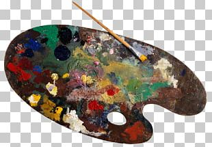 Painting Palette PNG