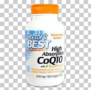 Dietary Supplement Coenzyme Q10 Capsule Health Nutrition PNG
