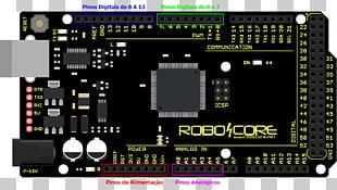 Microcontroller Electronics Arduino Computer Software Computer Hardware PNG