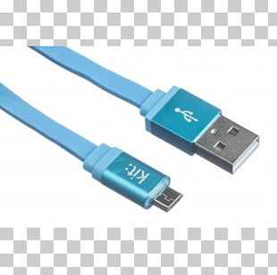 Battery Charger Micro-USB Electrical Cable Serial Cable PNG