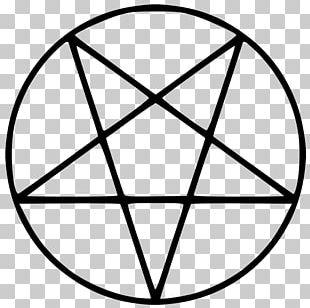 Lucifer Pentagram Satanism Pentacle PNG