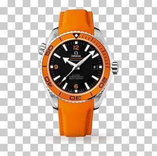 OMEGA Seamaster Planet Ocean 600M Co-Axial Master Chronometer Omega SA Coaxial Escapement PNG
