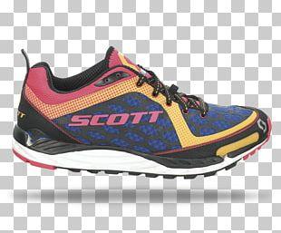 Sneakers Scott Sports Trail Running Shoe PNG