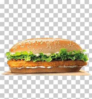 Whopper Chicken Sandwich TenderCrisp Burger King Specialty Sandwiches Hamburger PNG