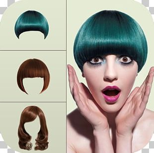 Hairstyle Fashion Hair Style Salon-Girls Games Beauty Parlour PNG