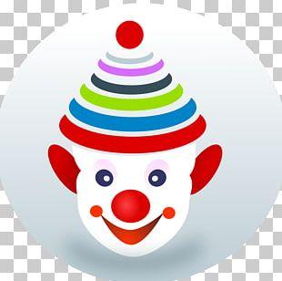 Joker Clown Circus PNG