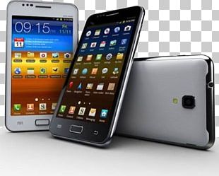 Samsung Galaxy Note II Telephone Android Smartphone IPhone PNG
