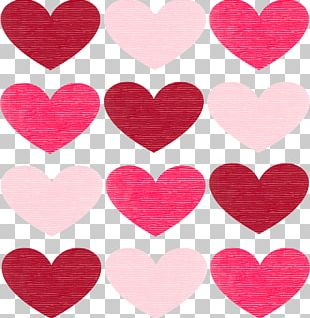 Valentine's Day Heart Photography PNG