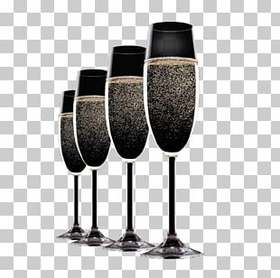 Champagne Computer File PNG