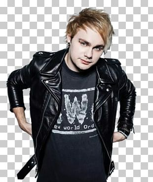 Michael Clifford 5 Seconds Of Summer Rock Out With Your Socks Out Tour End Up Here PNG