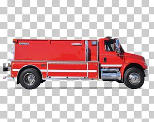 Model Car Fire Department Truck Bed Part Motor Vehicle PNG