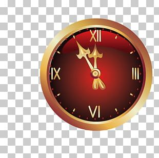 Alarm Clock New Year PNG