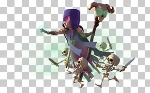 Clash Of Clans Clash Royale Witchcraft Video Game PNG