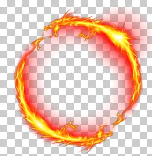 Fire Ring Icon PNG