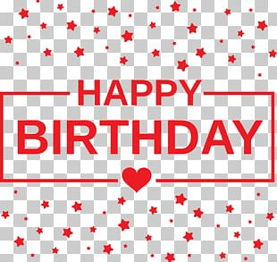 Happy Birthday To You Wish Greeting & Note Cards Sister PNG