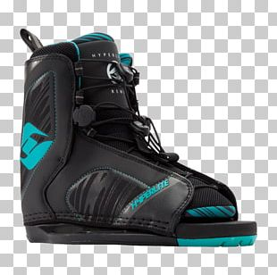 Ski Bindings Hyperlite Wake Mfg. Wakeboarding Sport Boot PNG
