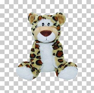 Plush Stuffed Animals & Cuddly Toys Child Storage Heater Leopard PNG