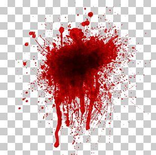 T-shirt Bloodstain Pattern Analysis PNG