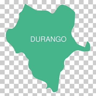 Durango Map PNG