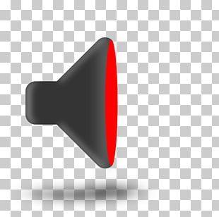 Megaphone Angle PNG