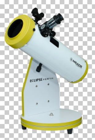 Meade Instruments Meade EclipseView 114 Reflecting Telescope Solar Eclipse PNG