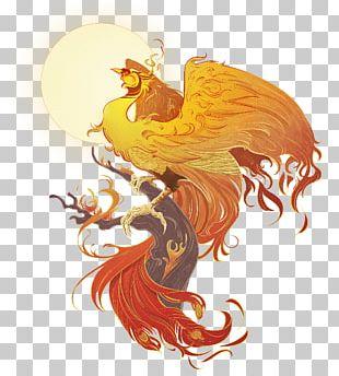 Phoenix Legendary Creature Greek Mythology PNG