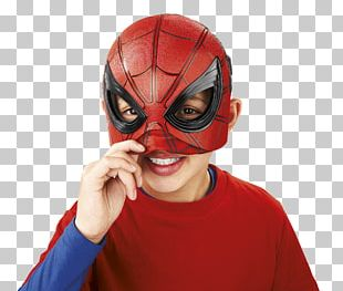 Spider-Man's Powers And Equipment Vulture Mask Marvel Cinematic Universe PNG