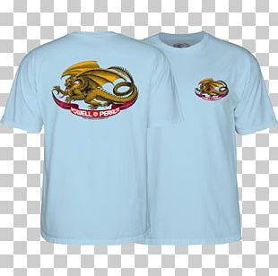 T-shirt Powell Peralta Skateboarding PNG