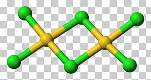 Gold(III) Chloride Gold(I) Chloride Dimer PNG