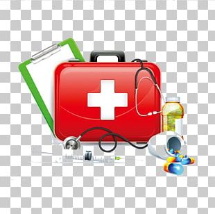 Physician Medicine First Aid Kit Health Care Nursing PNG