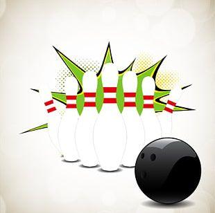 Bowling Balls Bowling Balls Ten-pin Bowling Bowling Pin PNG