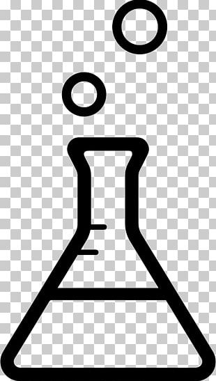 Laboratory Flasks Chemistry Erlenmeyer Flask Computer Icons PNG