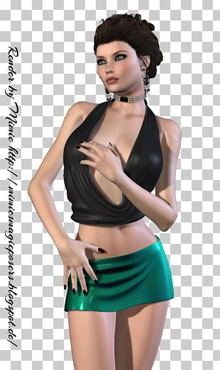 Photo Shoot Pin-up Girl Top Active Undergarment Lingerie PNG