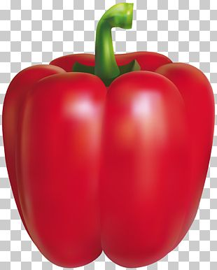 Chili Pepper Bell Pepper Peppers PNG