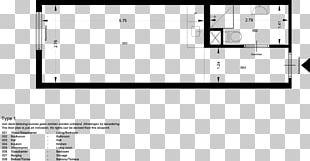 Studio Apartment House Room Floor Plan PNG