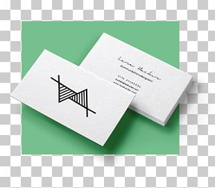 Business Cards Logo Graphic Design Rack Card PNG