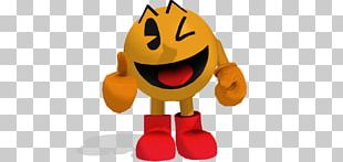 Pac-Man Super Smash Bros. For Nintendo 3DS And Wii U Art PNG