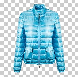 Jacket Outerwear Down Feather Sleeve Coat PNG