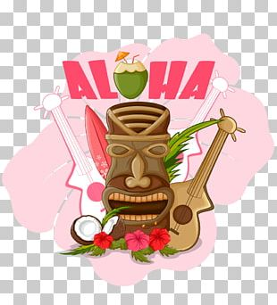Tiki Traditional African Masks Stock Photography PNG