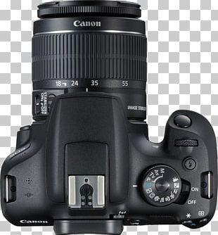 Canon EOS 200D Canon EOS 1300D Canon EOS 100D Digital SLR Canon EF-S 18–55mm Lens PNG